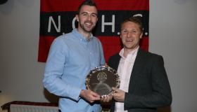 Newry Olympic Hockey Club awards night
