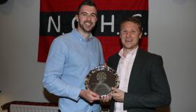 Newry Olympic Hockey Club awards night