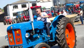 Bessbrook Tractor Run in aid of Southern Area Hospice