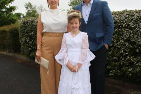 St Dallans Warrenpoint First Holy Communion