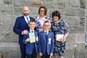 St Patrick's Mayobridge First Holy Communion
