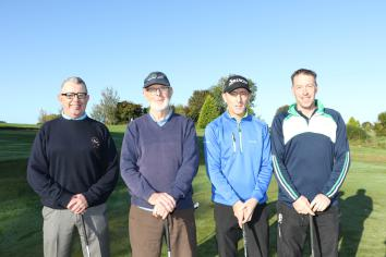 Heaney storms to stableford victory at Mayobridge
