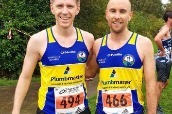 City Runners excel in Killeavy Klassic