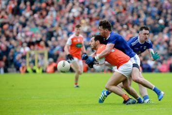 McCorry wants to improve Armagh's game-management