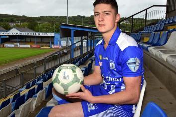 City sign striker McCavitt