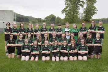 Killeavy girls go west