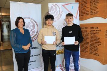 Schools and Colleges celebrate examination success