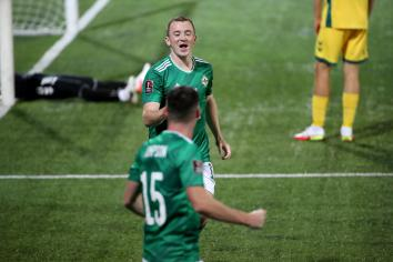 Northern Ireland reignite World Cup hopes