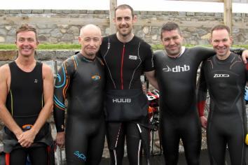 Wayne's swim and bike world