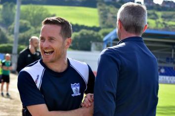 Boyler heads Newry City past Gray's Reds