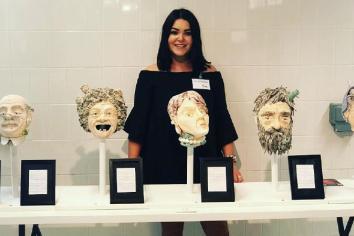Art award honours 'Kindred' spirit Aimee