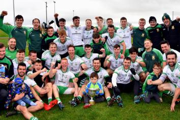 Toner: 'Burren double is special'