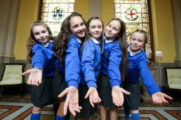 Local winners in Anti-Bullying week competition