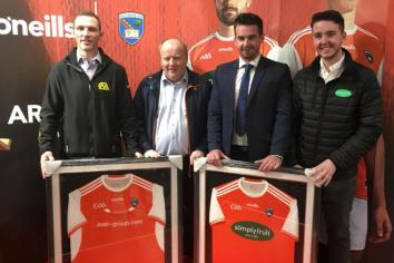 Win a new Orchard jersey with The Newry Democrat