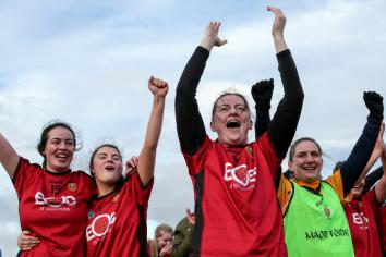 Clonduff reach All-Ireland Final