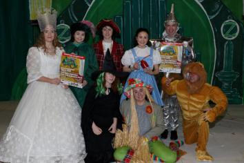 We're off to see the Wizard... oh yes we are!