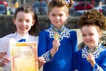 Talent abounds in 2019 Newry Feis