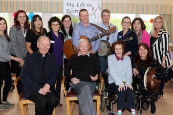 Alice's life in Rostrevor celebrated