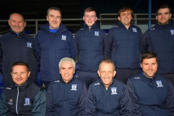 Newry City announce new academy coaches