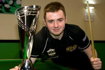 Deadly cue ace Declan is Supreme Rules winner