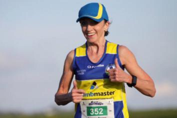 Patricia chisels out personal best