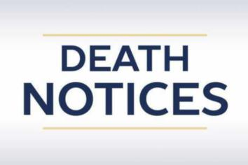 Deaths from the Newry and Mourne District