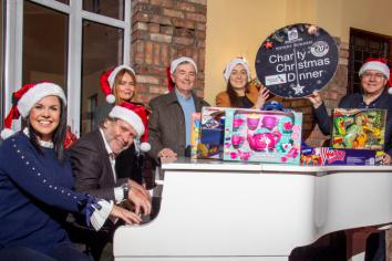 20th Annual Newry Business Charity Christmas Dinner
