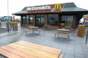 McDonald's in Newry set to reopen