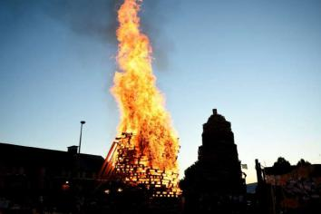 Communities reject bonfires in Newry