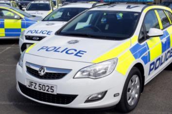 Man arrested after cross border pursuit