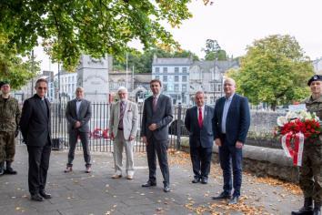 Newry's Polish Community marks Battle of Warsaw Centenary