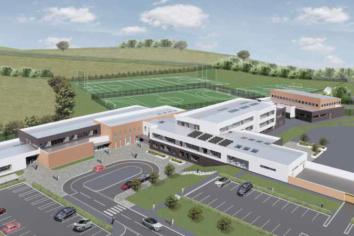 £17.8m New-Bridge Integrated College Scheme approved