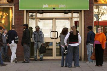Newry & Mourne has biggest fall in claimants in October
