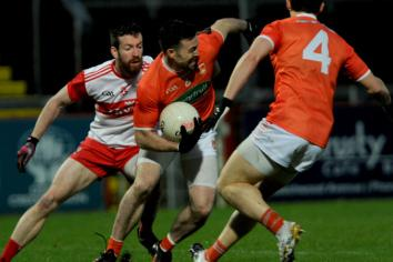 Armagh defender receives PwC All Star nomination
