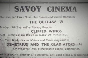 The forgotten days of the silver screen in Bessbrook and Newry