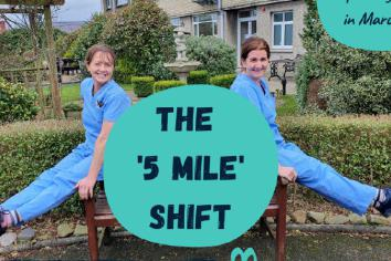 The 5 Mile Shift for Hospice