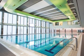 Leisure Centres begin phased re-opening on April 30