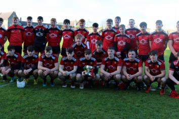 Hurlers take centre stage in the Kingdom