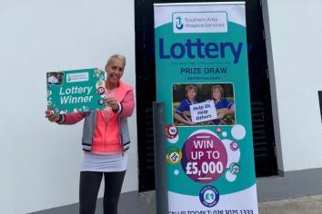 Lotto luck shines on Newry employee