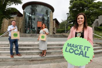 Council urges people to 'Make It Local'