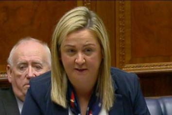 Ennis new Deputy Chair of Justice committee