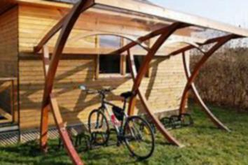 Cycle parking shelters