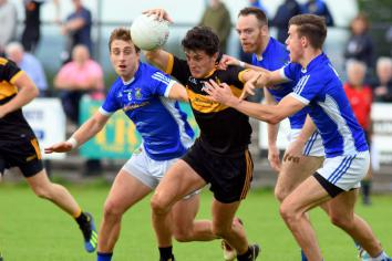 Warrenpoint give extra against Glenn