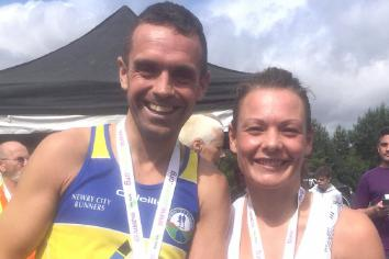 Busy week for City Runners