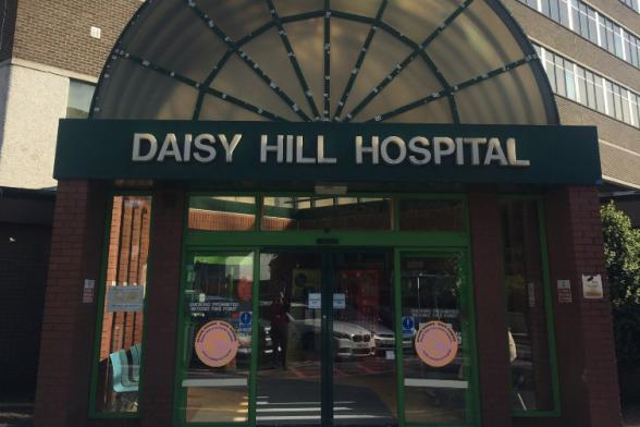 Stroke services to go at Daisy Hill