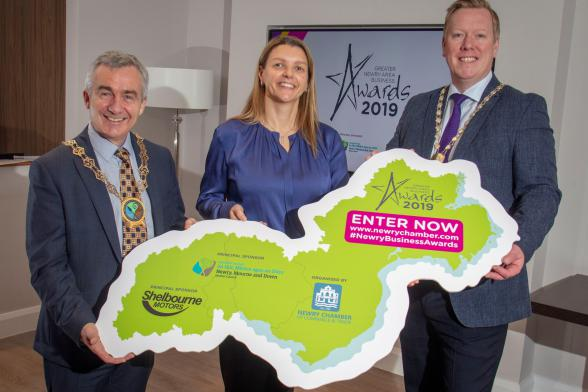 Get your entries in for 2019 Greater Newry Business Awards
