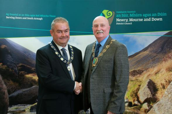New Council Chairperson appointed at AGM
