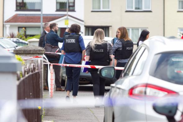 Brutal killing in Newry